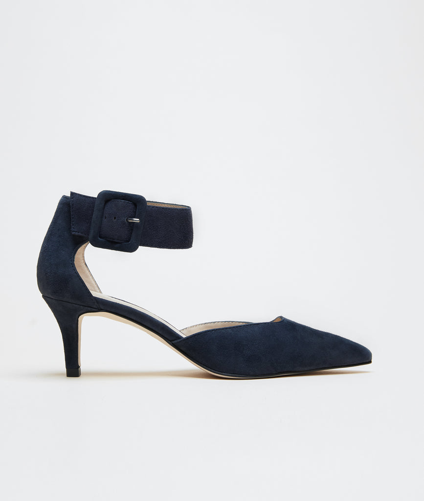 Pelle Moda - Kenley (Midnight / Kid Suede)