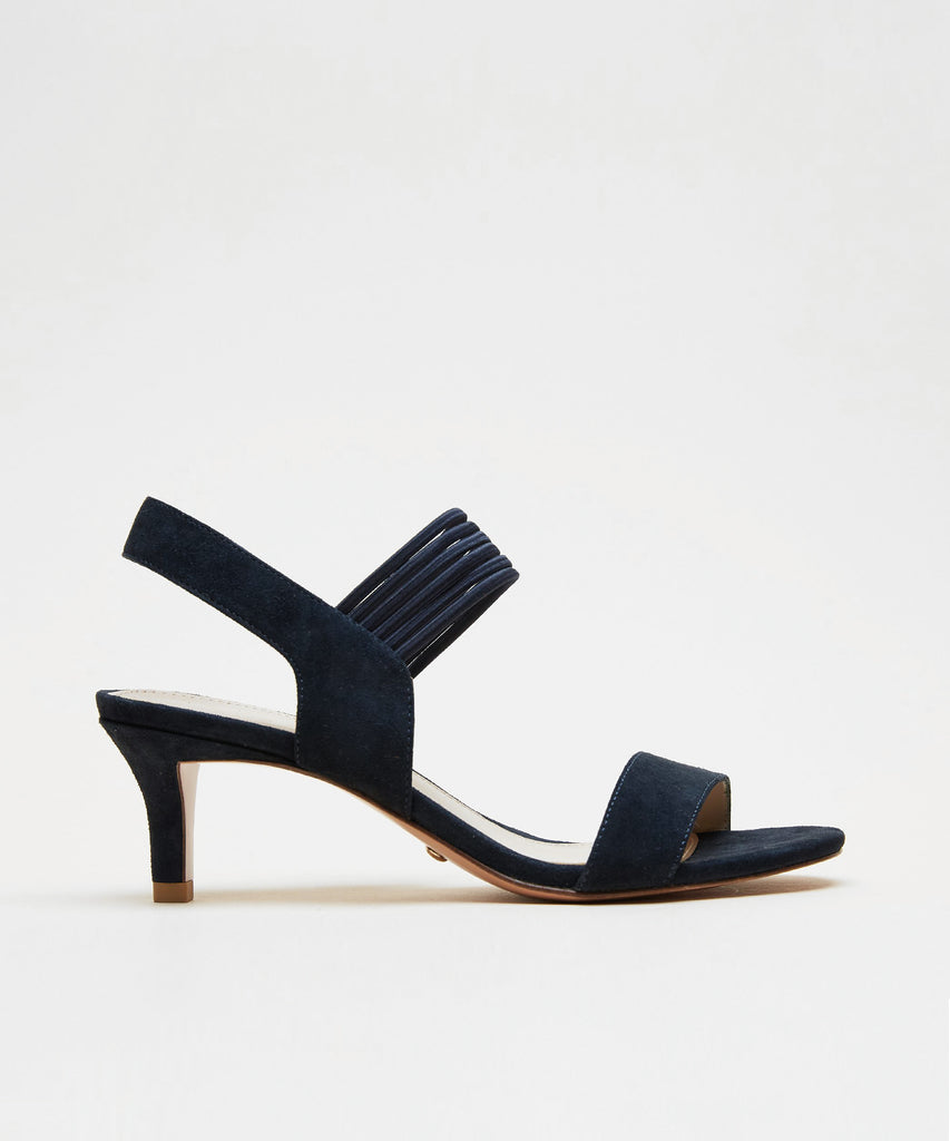 Pelle Moda - Reba Low Heel - Midnight