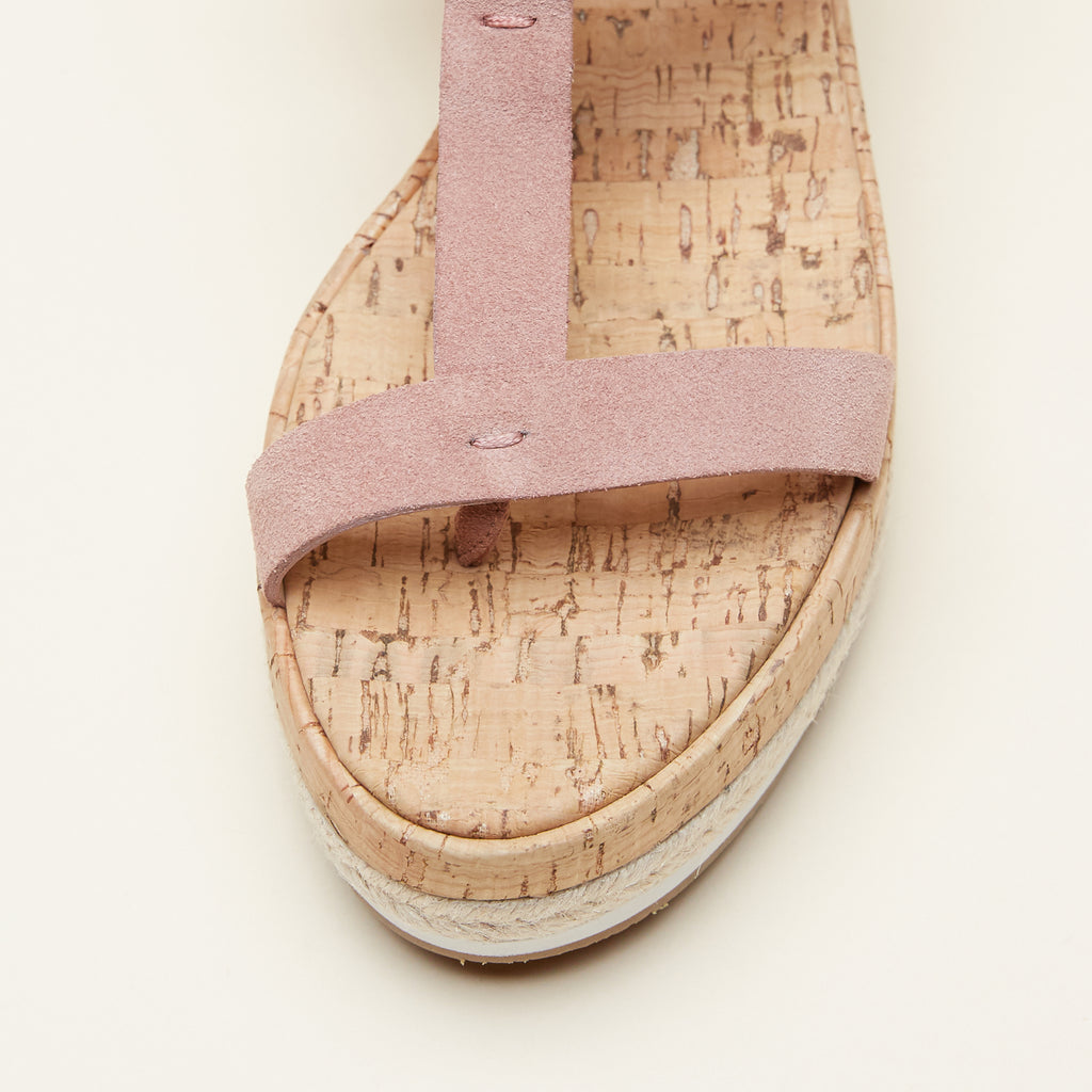 Pilar (Blush/Kid Suede)