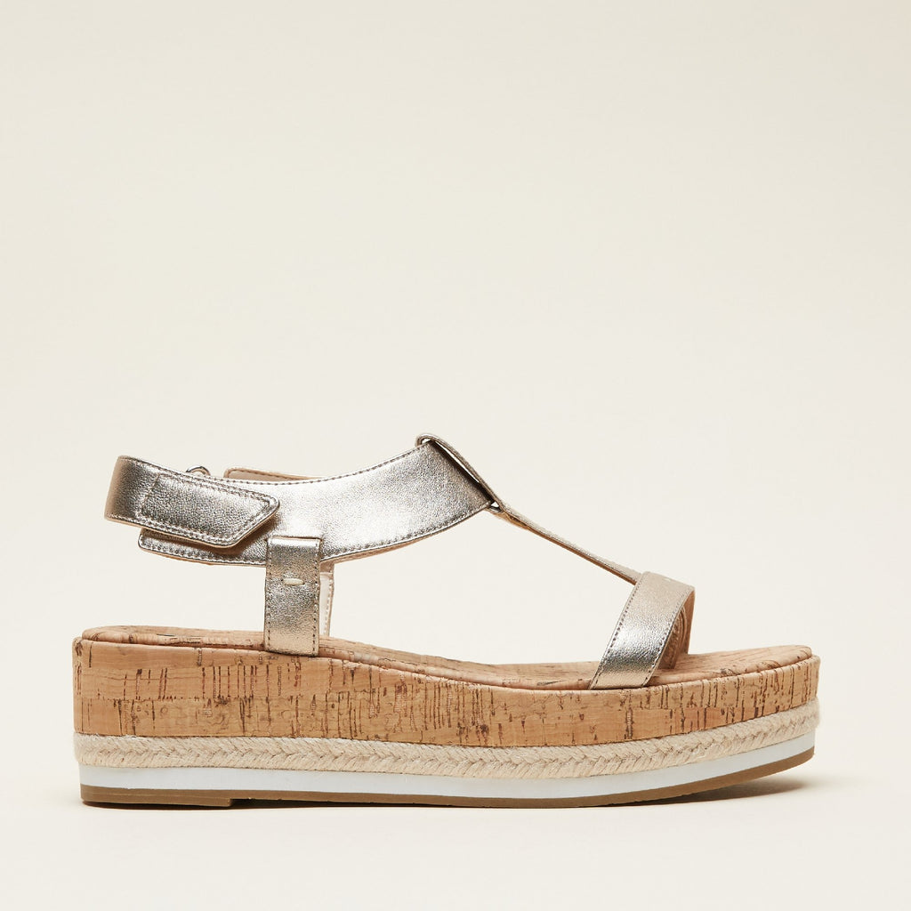 Pelle Moda - Pilar (Platinum Gold / Metallic Nappa Leather)