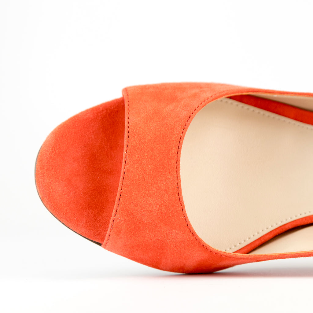 Reilly Low Heel - Coral