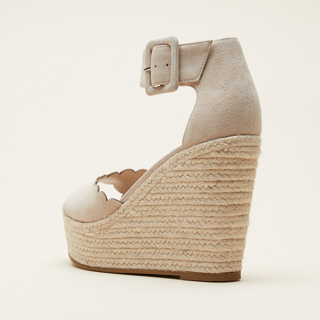 Rica (Beige / Kid Suede) 50% Off