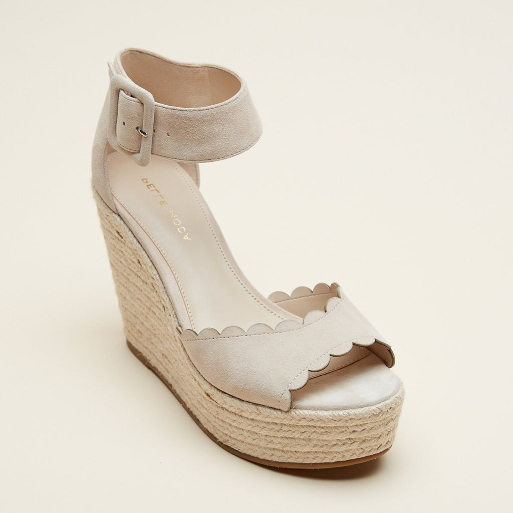 Rica (Beige/ Kid Suede) 25% Off
