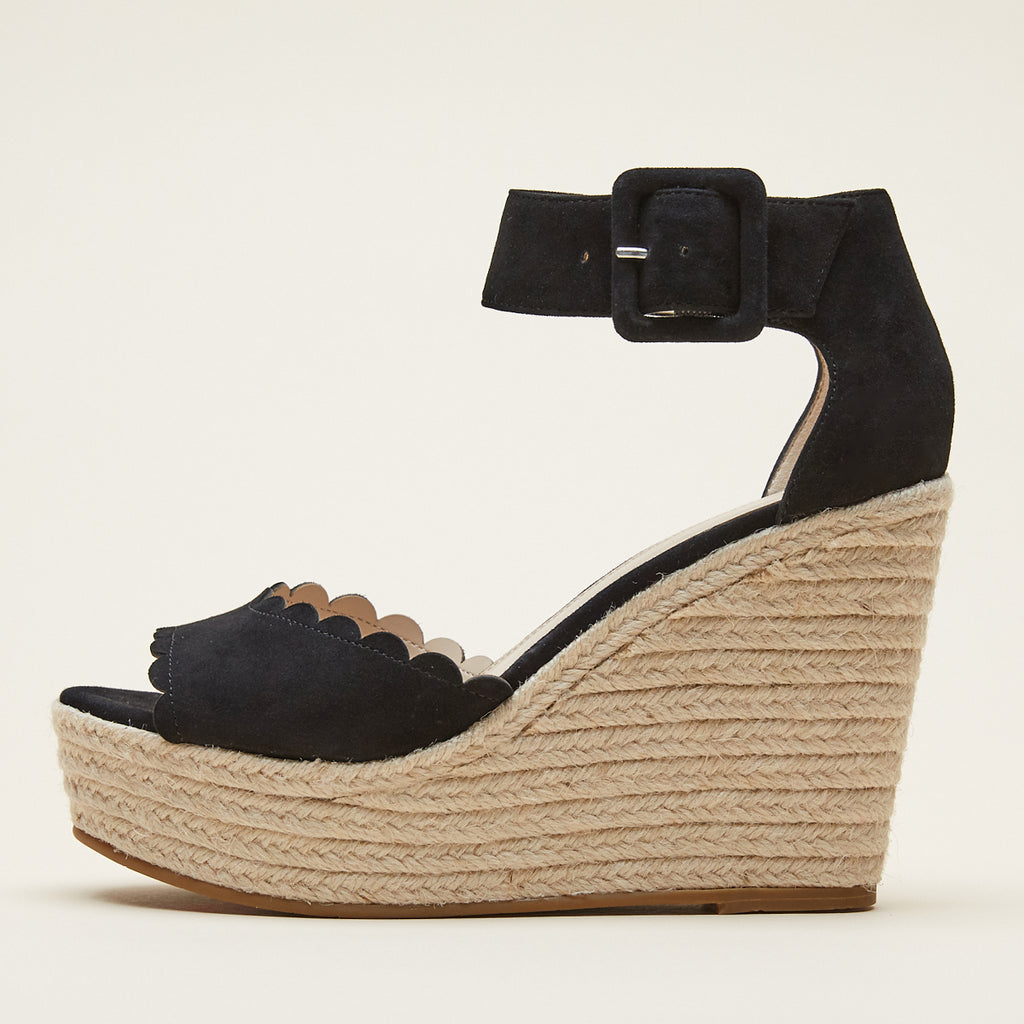 Rica (Black / Kid Suede) 25% Off