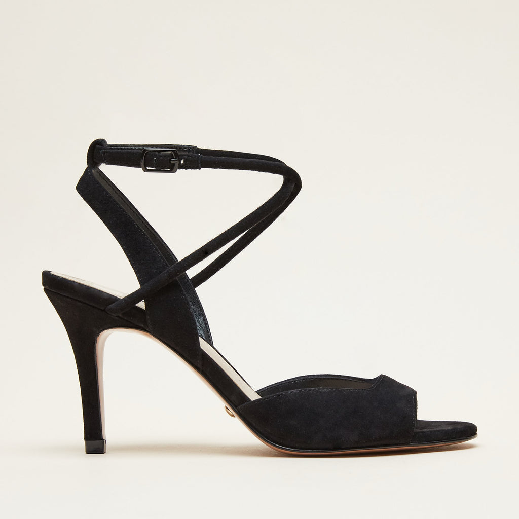 Robyn (Black / Kid Suede)