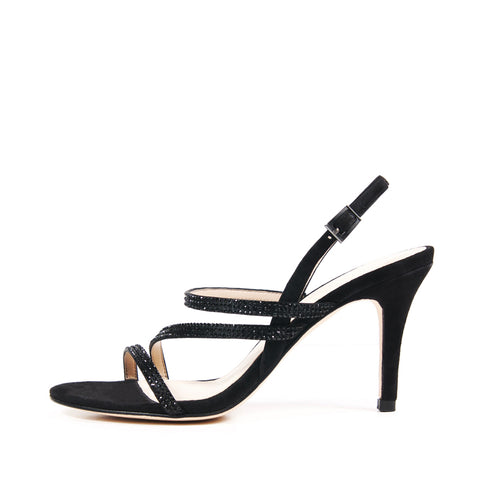 Ruma (Black / Satin) 30% Off
