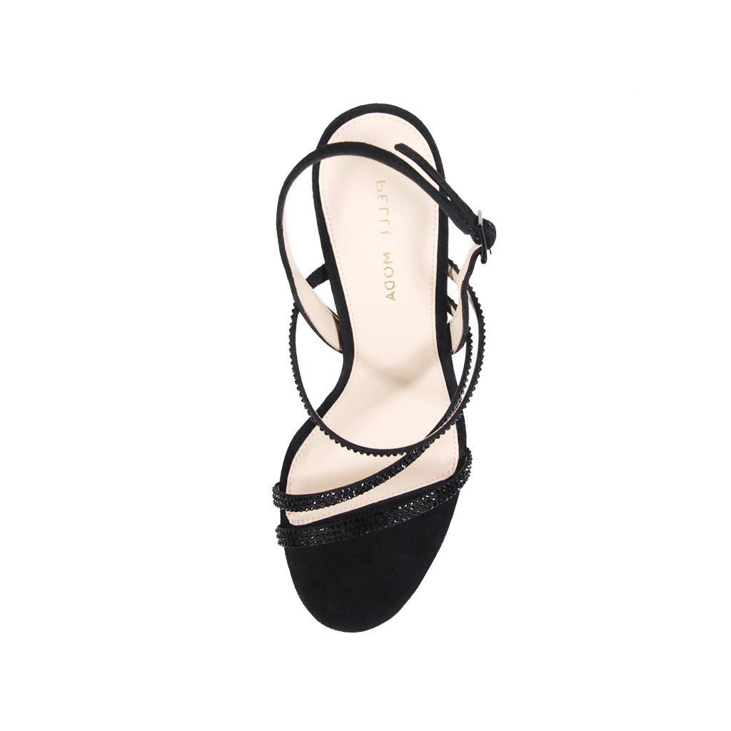 Ruma (Black / Satin)