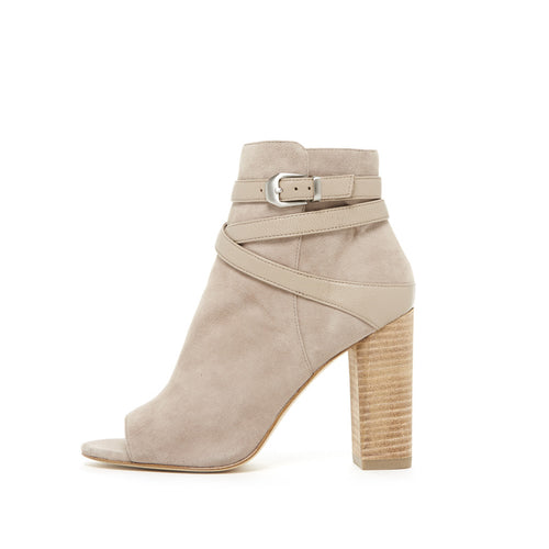 Adrina (Mushroom / Kid Suede / Tumbled Leather) 20% OFF