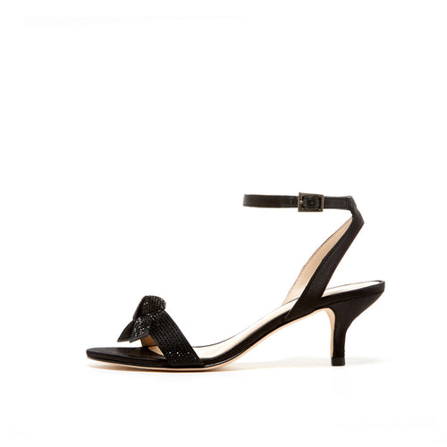 Alexia (Black / Satin) 60% Off
