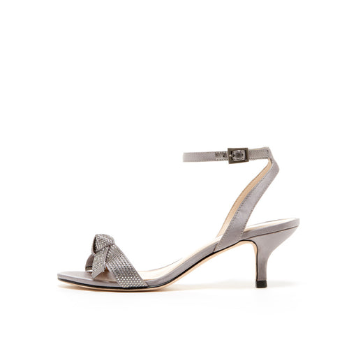 Alexia (Pewter / Satin) 60% Off