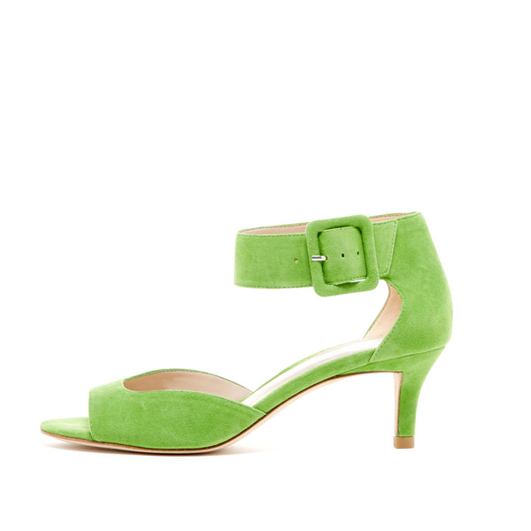 Pelle Moda - Berlin - Lime Low Heels