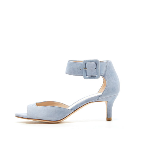 Berlin (Powder Blue / Kid Suede) - Pellemoda.us  - 1