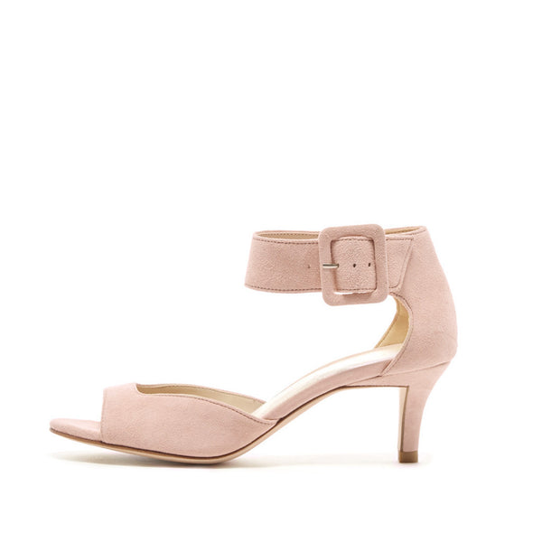 Berlin (Pale Pink / Kid Suede) - Pellemoda.us  - 1