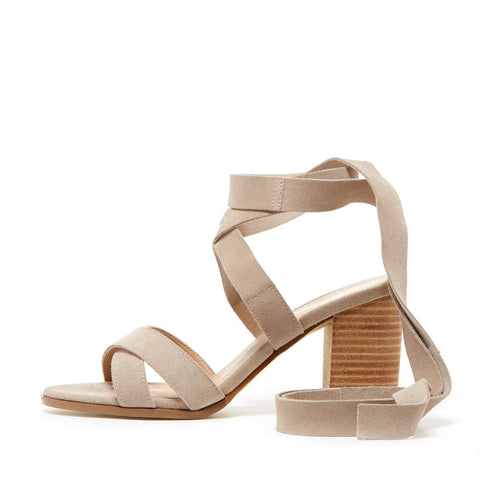 Bonjour (Sand / Cow Suede) - 60% Off