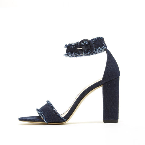 Bonnie (Indigo / Denim) - Pellemoda.us  - 1