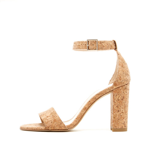 Bonnie  (Natural / Cork) - Pellemoda.us  - 1