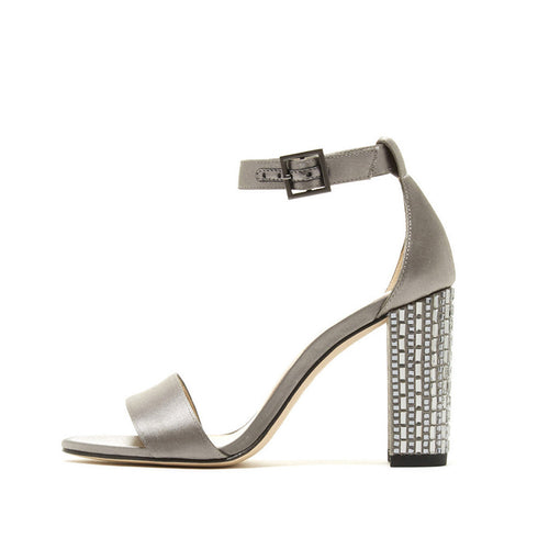 Bonnie 3 (Pewter / Satin) - Pellemoda.us  - 1