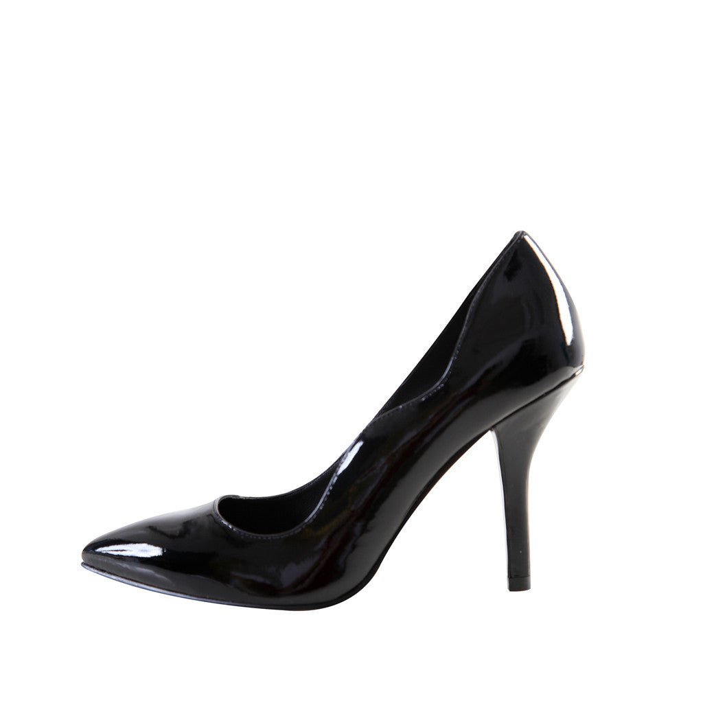 Hank (Black / Patent Leather) - Pellemoda.us  - 1