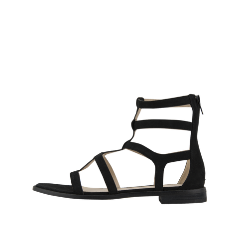 Helen (Black / Kid Suede) - 60% Off - Pellemoda.us  - 1