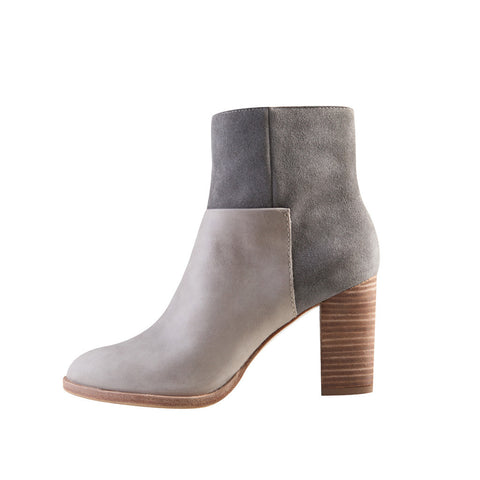 Ida (Grey / Leather / Suede) - Pellemoda.us  - 1