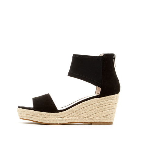 Raia (Black / Kid Suede) 30% Off