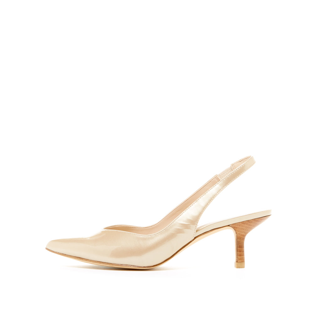 Oasis (Platinum Gold / Metallic Patent) 20% Off