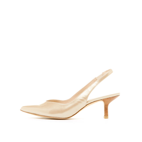Oasis (Platinum Gold / Metallic Patent) 70% Off