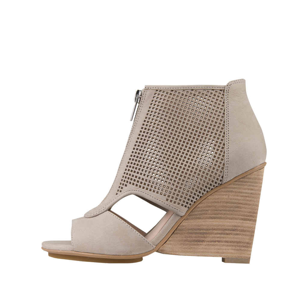 Oria (Barley / Nubuck Leather) - 40% Off - Pellemoda.us  - 1