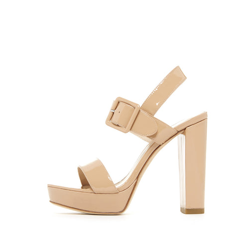Paloma (Blush / Patent) 30% Off