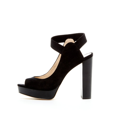 Penelope (Black / Kid Suede) 70% Off