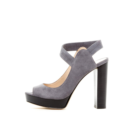 Penelope (Steel / Kid Suede) 70% Off