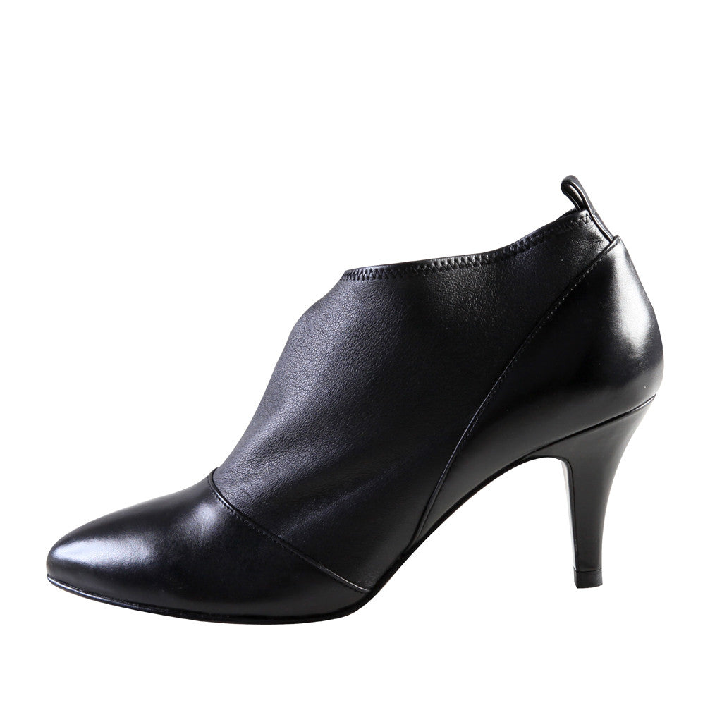 Qasim (Black / Leather)