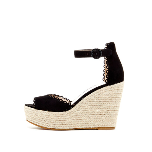 Pelle Moda - Raine - Black Wedges
