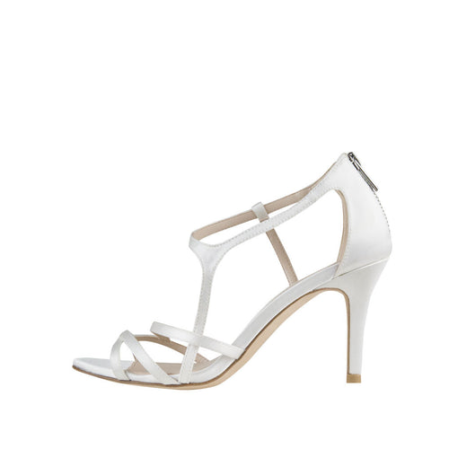 Ruby (White / Satin) - Pellemoda.us  - 1
