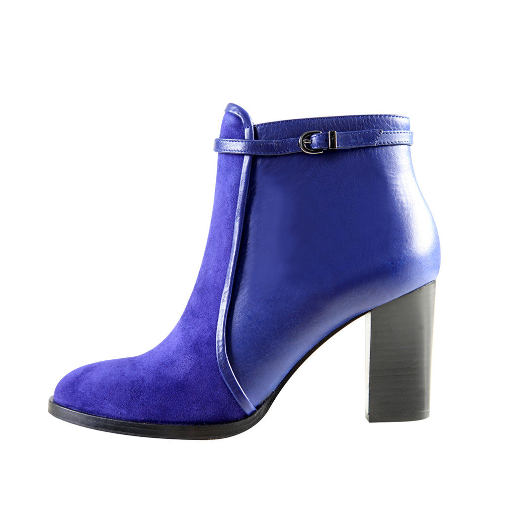 Sherman (Royal Blue / Kid Suede)