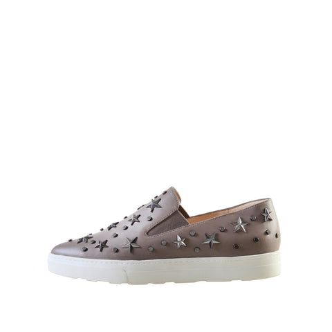 Starry (Grey / Leather) - Pellemoda.us  - 1