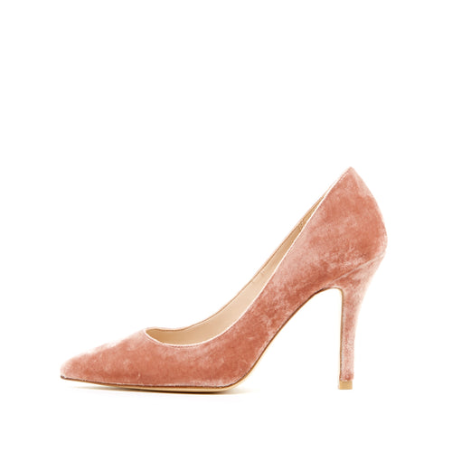 Vally 2 (Blush / Velvet) 60 % Off