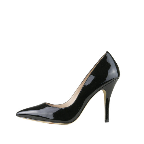 Vally (Black / Patent) - Pellemoda.us  - 1