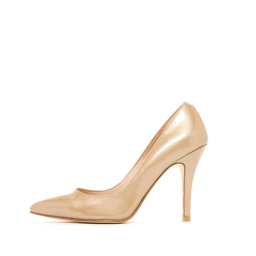 Vally (Platinum Gold / Metallic Patent) 60% OFF