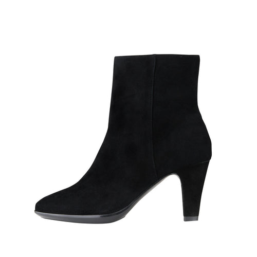 Yurel (Black / Kid Suede) - 30% Off - Pellemoda.us  - 1