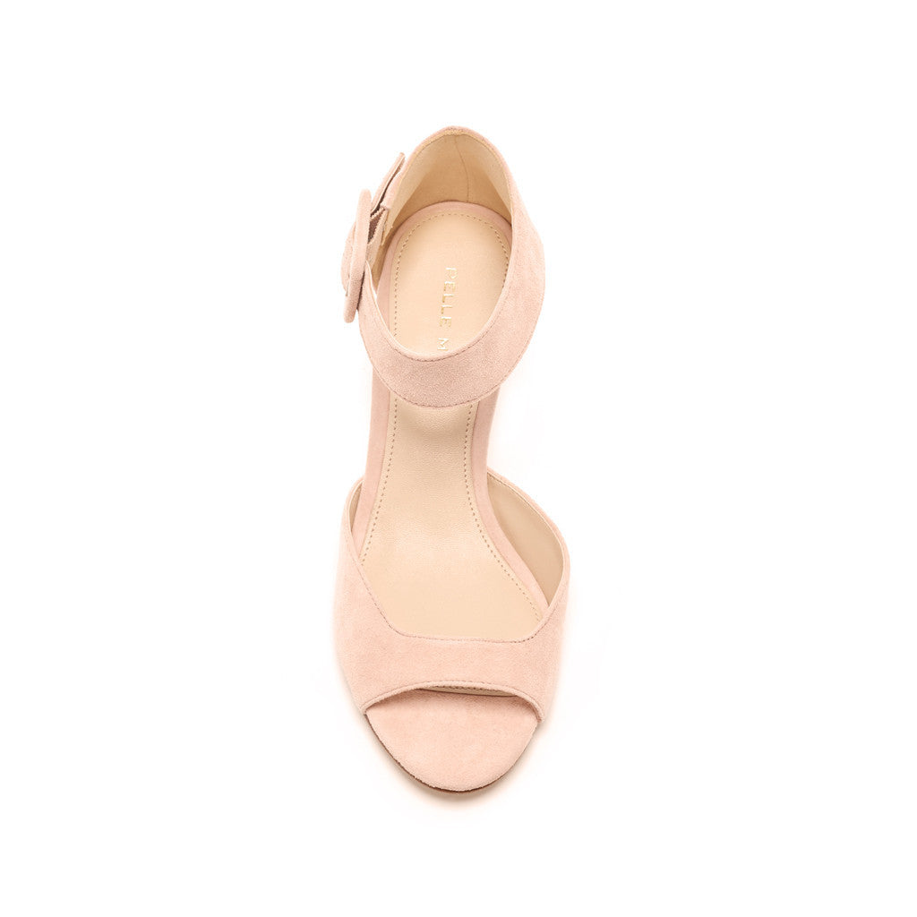 Berlin (Pale Pink / Kid Suede) - Pellemoda.us  - 3