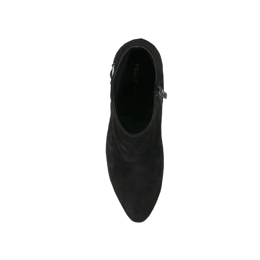 Yeva (Blk / Kid Suede) - 40% Off - Pellemoda.us  - 3