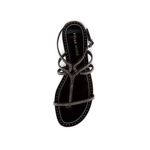 Yonder (Black / Satin) - Pellemoda.us  - 3