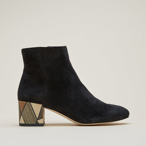 Lovi (Black / Kid Suede)