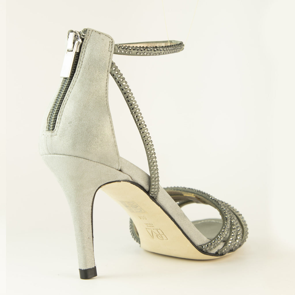 Roux  (Pewter / Satin/ Shimmer  Suede) 60% Off