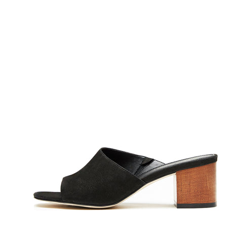 Oneda (Black / Kid Suede)