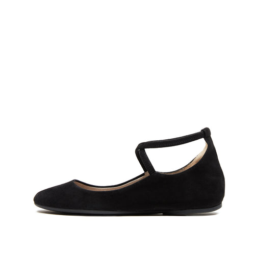 Willa (Black/Kid Suede) 60% Off