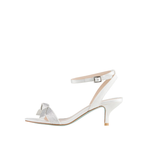 Alexia (White / Satin) 40% Off