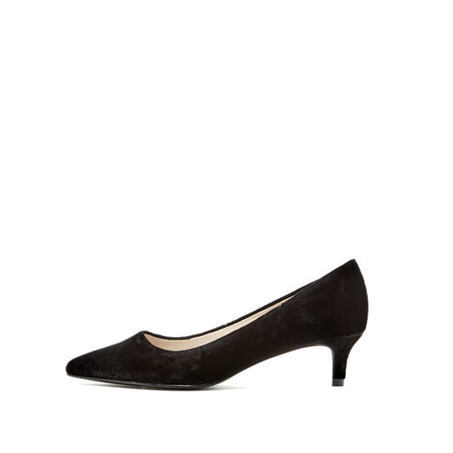 Dena (Black / Velvet) 30% Off