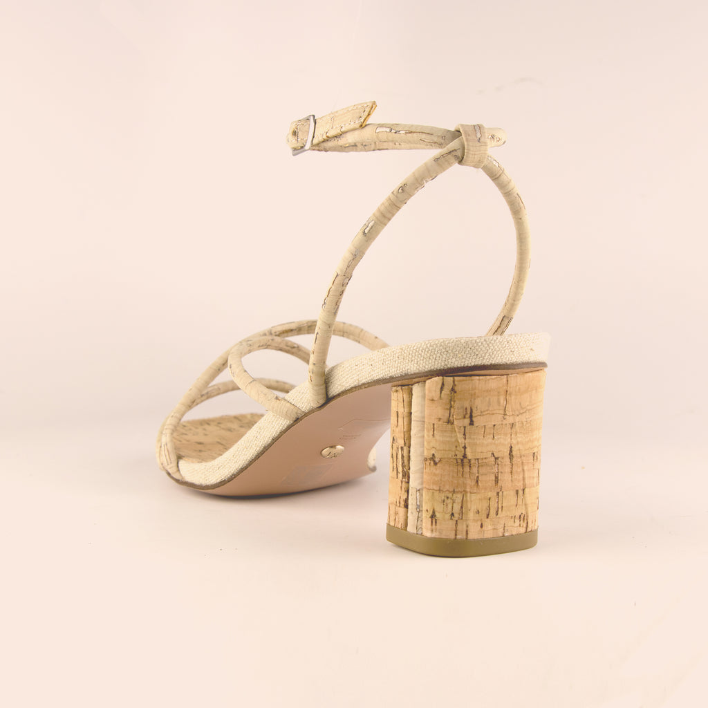 Viena  (White Washed/ Cork)
